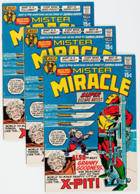 Mister Miracle #2 Group of 19 (DC, 1971) Condition: Average VF/NM.... (Total: 19 Comic Books)