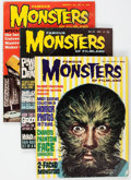 Magazines:Horror, Famous Monsters of Filmland Group of 8 (Warren, 1963-65).... (Total: 8 Box Lots)