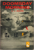 Books:Science Fiction & Fantasy, C[atherine] L[ucille] Moore. Doomsday Morning. Garden City: Doubleday & Company, Inc., 1957....
