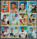 Baseball Cards:Sets, 1969 Topps Baseball Near Set (659/664). ...