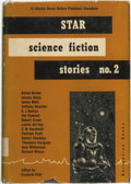 Books:Science Fiction & Fantasy, Frederik Pohl (editor). Star Science Fiction Stories No. 2. New York: Ballantine Books, [1953]....