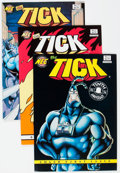 Modern Age (1980-Present):Humor, The Tick #1-12 Group (New England Comics, 1989-96) Condition:Average NM-.... (Total: 12 Comic Books)