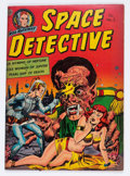 Golden Age (1938-1955):Science Fiction, Space Detective #3 (Avon, 1952) Condition: VG/FN....