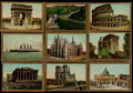"Non-Sport Cards:Sets, 1911-12 T99 Pan Handle Scrap/Royal Bengal ""Sights & Scenes ofThe World"" (49). ..."