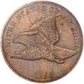 Proof Flying Eagle Cents, 1856 1C Snow-1 PR64 NGC....