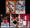 Basketball Cards:Lots, 1997-2007 Basketball Hakeem Olajuwon Signed Cards Collection(5)....