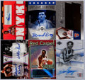 Basketball Cards:Lots, 2005-07 Basketball New York Knicks Signed Cards Collection (6)....