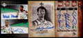 Basketball Cards:Lots, 2001-07 Basketball Boston Celtics Trio of Signed Cards (3)....