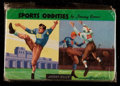 Olympic Cards:General, 1954 Quaker Oats Sports Oddities Complete Wrapped Set (27). ...