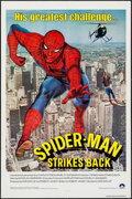"Movie Posters:Action, Spider-Man Strikes Back (Columbia, 1978). One Sheet (27"" X 41"").Action.. ..."