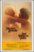 """Movie Posters:Drama, Last Tango in Paris (United Artists, R-1982). One Sheet (27"""" X 41"""") Flat Folded X-Rated Style. Drama.. ..."""