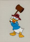 Animation Art:Production Cel, Beezy Bear Donald Duck Production Cel (Walt Disney,1955)....