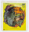 Memorabilia:Movie-Related, The Thing (From Another World) Videodisc (RCA, 1981)....