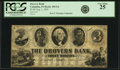 Obsoletes By State:Indiana, Columbia, IN - Drovers Bank $3 Aug. 1, 1859 IN-105 G6, WVS 120-3. PCGS Very Fine 25.. ...