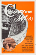 """Movie Posters:Sports, Casey at the Met(s) (Universal, 1965). One Sheet (27"""" X 41""""). Sports.. ..."""