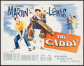 "Movie Posters:Sports, The Caddy (Paramount, 1953). Half Sheet (22"" X 28"") Style B. Sports.. ..."