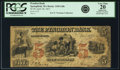Obsoletes By State:Massachusetts, Springfield, MA - Pynchon Bank $5 April 28, 1853 MA-1185 G8b SENC. PCGS Very Fine 20 Apparent.. ...