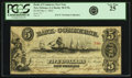 Obsoletes By State:Louisiana, New Orleans, LA - Bank of Commerce $5 May 5, 1862 G52var UNL. PCGS Very Fine 25.. ...