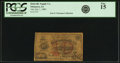 Obsoletes By State:Iowa, Ottumwa, IA - Kirksville Supply Co. 10 Cents July 1, 1884Oakes-UNL. PCGS Fine 15.. ...