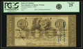 Obsoletes By State:Louisiana, New Orleans, LA - Bank of Louisiana $100 Registered Issue March 4, 1850 LA-75 G24c. PCGS Very Fine 25.. ...