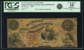Obsoletes By State:Minnesota, Hokah, MN - La Crosse and La Crescent Bank $2 January 1, 1859 MN-50G4a, Hewitt B200-D2-2b. PCGS Very Good 10 Apparent.. ...