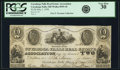 Obsoletes By State:Ohio, Cuyahoga Falls, OH - Cuyahoga Falls Real Estate Association $2 May1, 1838 Wolka 0939-10. PCGS Very Fine 30.. ...