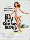 "Movie Posters:Foreign, Such a Gorgeous Kid Like Me (Warner-Columbia, 1972). French Affiche (23.5"" X 31.25""). Foreign.. ..."