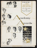 "Movie Posters:Academy Award Winners, Academy Awards Portfolio (International Sales Services, 1962). Award Winner Art Prints (69) (8.5"" X 10.5""). Miscellaneous.. ... (Total: 70 Items)"