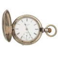 Timepieces:Pocket (pre 1900) , Independent Watch Co. Howard Bros. Fredonia N.Y.. ...