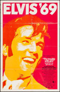 """Movie Posters:Elvis Presley, The Trouble with Girls (MGM, 1969). One Sheet (27"""" X 41""""). ElvisPresley.. ..."""