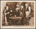 "Movie Posters:Comedy, A Dog's Life (First National, 1918). Lobby Card (11"" X 14"").Comedy.. ..."