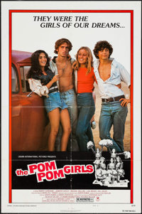 "The Pom Pom Girls & Others Lot (Crown International, 1976). One Sheets (3) (27"" X 41"") Style B. Bad Gi..."