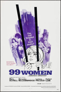 "99 Women & Others Lot (Commonwealth United, 1968). One Sheets (3) (27"" X 41""). Bad Girl. ... (Total: 3..."