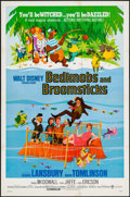"Movie Posters:Animation, Bedknobs and Broomsticks & Other Lot (Buena Vista, 1971). One Sheets (2) (27"" X 41""). Animation.. ... (Total: 2 Items)"