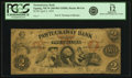 Obsoletes By State:New Hampshire, Epping, NH - Pawtuckaway Bank $2 April 2, 1855 NH-80 G4c. PCGS Fine 12 Apparent.. ...