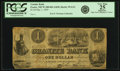 Obsoletes By State:New Hampshire, Exeter, NH - Granite Bank $1 May 1, 1839 NH-95 G12. PCGS Very Fine 25 Apparent.. ...