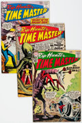 Silver Age (1956-1969):Science Fiction, Rip Hunter... Time Master Group of 29 (DC, 1961-65) Condition: Average GD/VG except as noted.... (Total: 29 Comic Books)