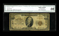 National Bank Notes:Pennsylvania, Intercourse, PA - $10 1929 Ty. 1 The First NB Ch. # 9216. Althoughthe census from here now stands at 40 of the 1929 ser...