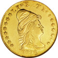 Early Quarter Eagles: , 1796 $2 1/2 Stars MS61 NGC. Breen-6114, Bass-3003, BD-3, R.5. BDDie State b. Few of the With Stars quarter eagles were pro...