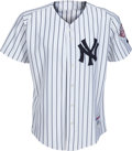 Baseball Collectibles:Uniforms, 2009 Bobby Murcer New York Yankees Old-Timers' Day Uniform from The Bobby Murcer Collection. ...