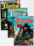Bronze Age (1970-1979):Miscellaneous, The Shadow Group of 6 (DC, 1973-75) Condition: Average VF-....(Total: 6 Comic Books)