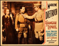 "Movie Posters:Drama, Shanghai Express (Paramount, 1932). Lobby Card (11"" X 14"").. ..."