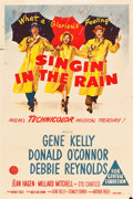 "Movie Posters:Musical, Singin' in the Rain (MGM, 1952). Australian One Sheet (27"" X 40"")....."