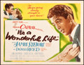 "Movie Posters:Fantasy, It's a Wonderful Life (RKO, 1946). Title Lobby Card (11"" X 14"")....."