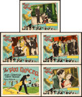 """Movie Posters:Drama, The Taxi Dancer (MGM, 1927). Title Lobby Card and Lobby Cards (4) (11"""" X 14"""").. ... (Total: 5 Items)"""
