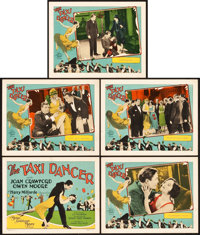 """The Taxi Dancer (MGM, 1927). Title Lobby Card and Lobby Cards (4) (11"""" X 14""""). ... (Total: 5 Items)"""