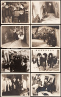 """Movie Posters:Horror, The Cabinet of Dr. Caligari (Goldwyn, 1920). Photos (27) (11"""" X 14"""").. ... (Total: 27 Items)"""