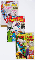 Silver Age (1956-1969):Superhero, Superman's Girlfriend Lois Lane Group of 11 (DC, 1958-63) Condition: Average VG+.... (Total: 11 Comic Books)