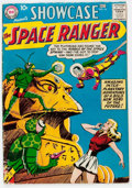 Silver Age (1956-1969):Science Fiction, Showcase #16 Space Ranger (DC, 1958) Condition: VG....