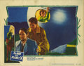 """Movie Posters:Hitchcock, The Lady Vanishes (Gaumont British, R-1952). One Sheet (27"""" X 41"""").Michael Redgrave and Margaret Lockwood star in this Alfr..."""